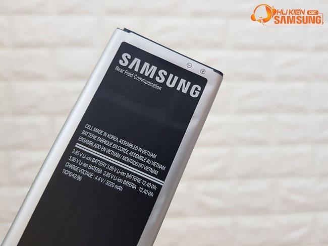 Địa chỉ thay pin Samsung Note 4 chính hãng giá rẻ HCM