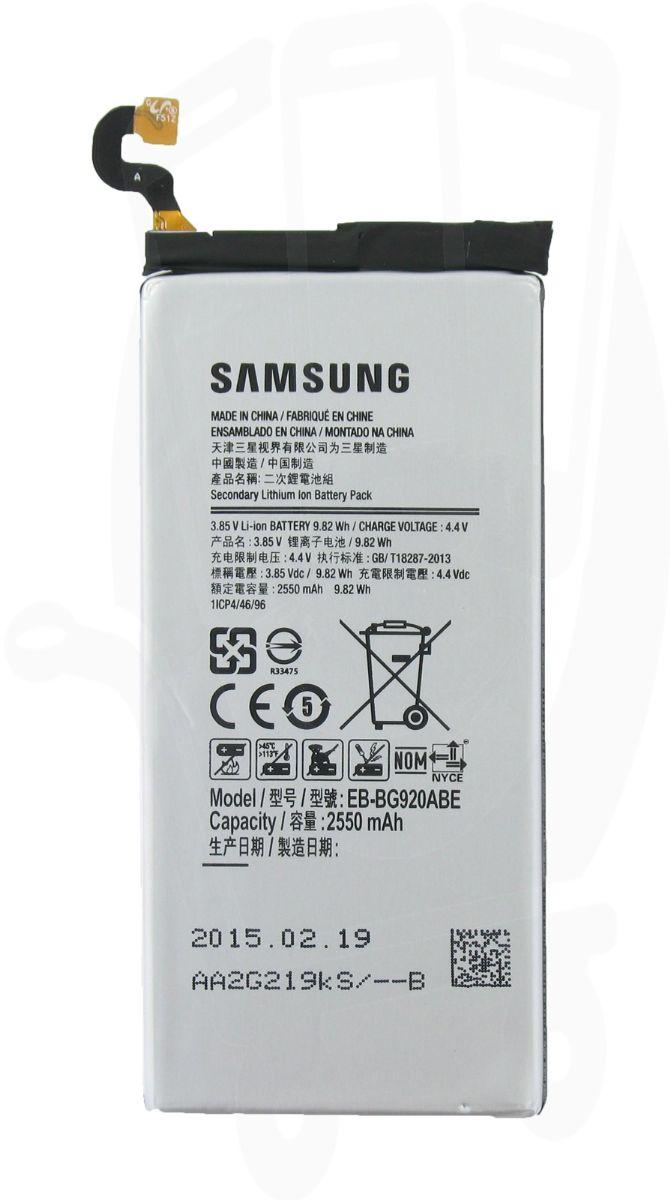 Pin Samsung Galaxy S6 chính hãng