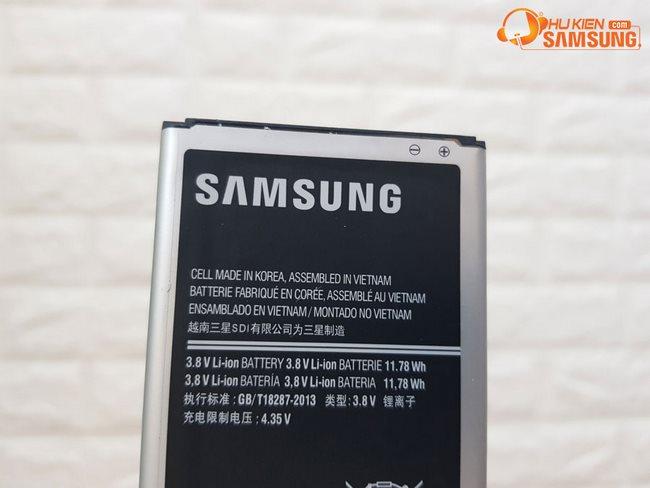 giá thay Pin Galaxy Note 2 bao nhiêu