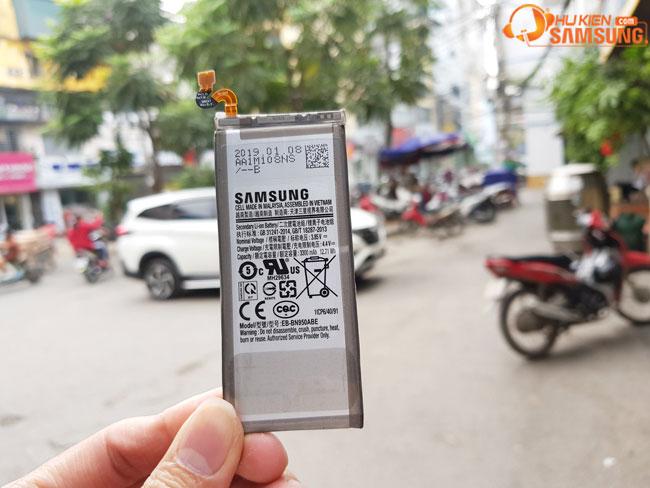 địa chỉ mua Pin Note 8 chính hãng Hà Nội