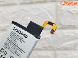 giá thay pin galaxy S6 edge chính hãng rẻ bảo hành