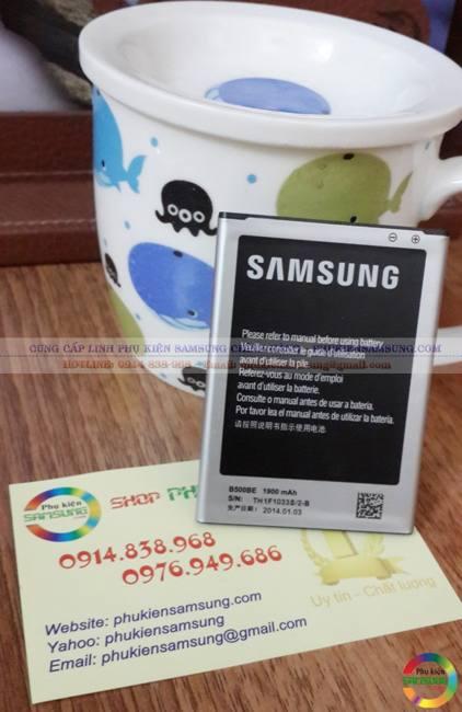 Pin Galaxy S4 mini chính hãng
