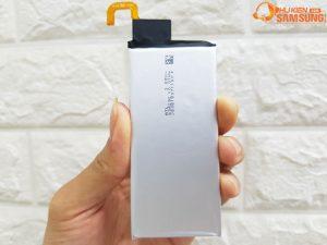 địa chỉ thay pin S6 edge chính hãng rẻ hà nội hcm
