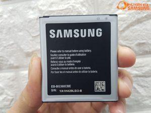 Pin Samsung galaxy J2 chính hãng giá rẻ Hà Nội