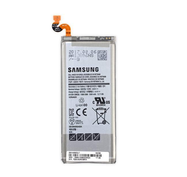 Pin Galaxy Note 8 chính hãng giá tốt nhất Hà Nội TPHCM