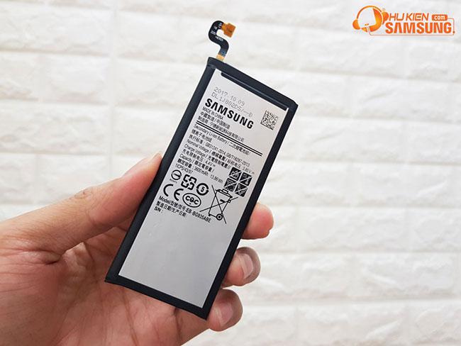 Thay Pin Galaxy S7 Edge chính hãng giá bao nhiêu?