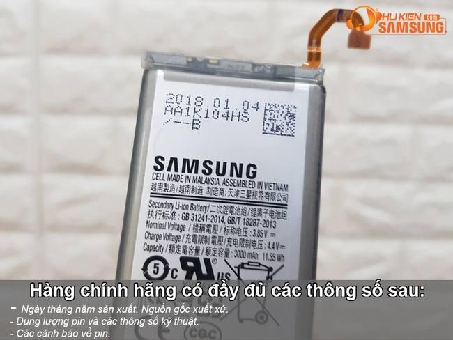 địa chỉ thay Pin Galaxy A8 chính hãng tại Hà Nội -HCM