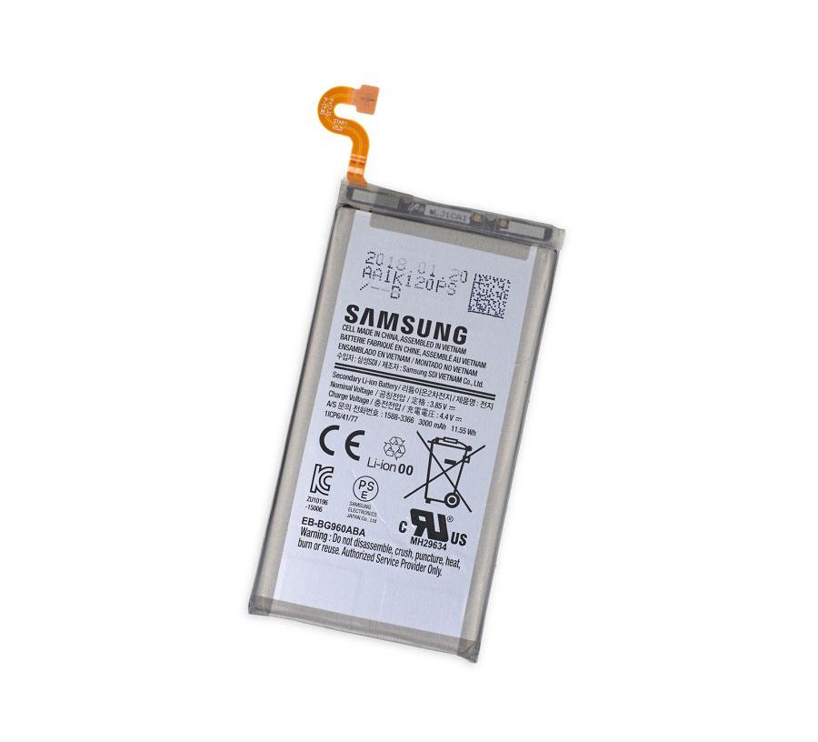 Thay pin Samsung S9 chính hãng LẤY NGAY có bảo hành ở Hà Nội