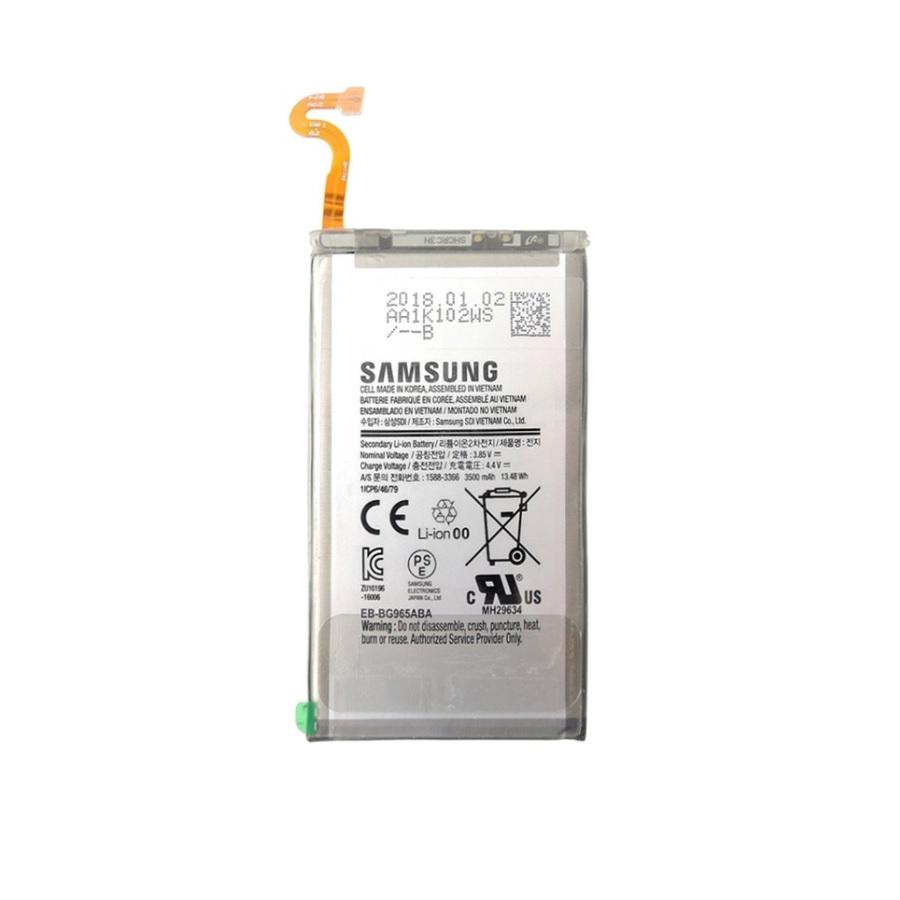 Thay pin Samsung S9 Plus chính hãng
