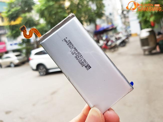 Địa chỉ mua Pin Note 9 chính hãng rẻ Hà Nội