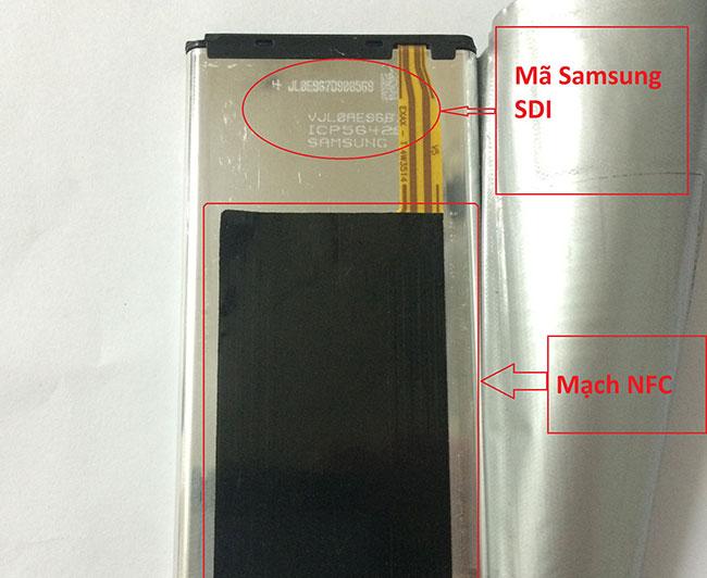 thay pin samsung chính hãng giá rẻ có bảo hành tại Hà Nội