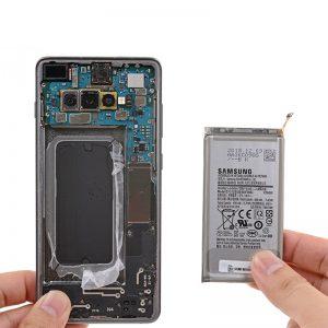 Thay pin samsung S10 5G chính hãng rẻ tại hà nội