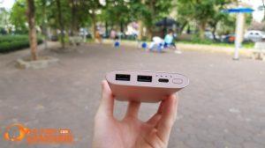 Chân pin sạc dự phòng Samsung 10000mAh Type C