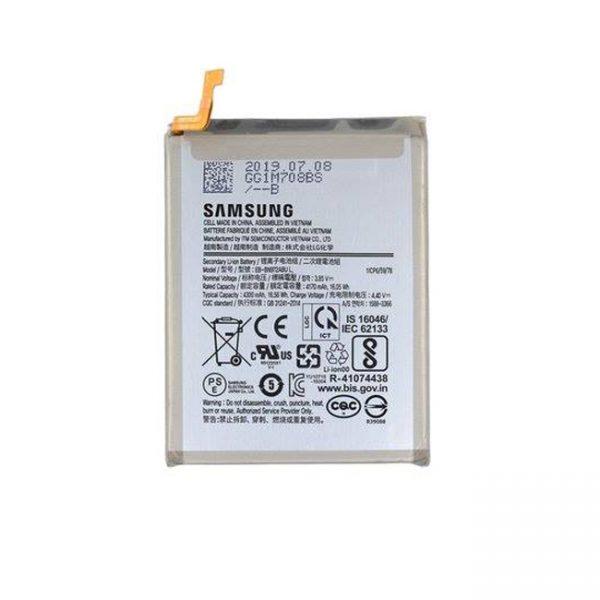 Thay pin Samsung A51 chính hãng giá rẻ Hà Nội TPHCM