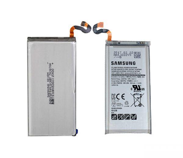 thay pin samsung S8 chính hãng giá rẻ tại Hà Nội